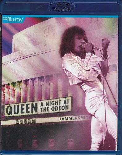 Queen A Night At The Odeon (Blu-ray)
