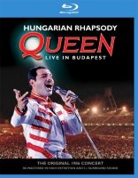 Queen Live In Budapest Hungarian Rhapsody (Волшебство Queen в Будапеште) (Blu-ray)*