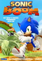 Sonic Boom 1 Выпуск (26 серий)
