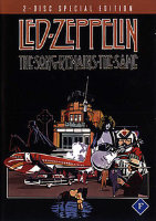 Led zeppelin The song remains the same (2 DVD)