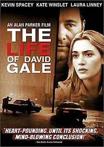 Жизнь Дэвида Гейла на DVD