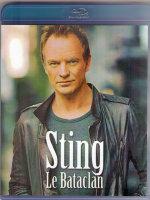Sting Le Bataclan (Paris) (Blu-ray)