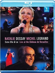 Natalie Dessay and Michel Legrand Entre Elle and Lui Live at the Chateau de Versailles (Blu-ray)* на Blu-ray