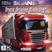 Scania Truck Driving Simulator (PC DVD)