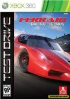 Test drive Ferrari Racing legends (Xbox 360)