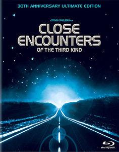 Близкие контакты третьей степени/Инопланетянин на DVD