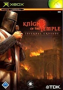 Knight's of the temple на DVD