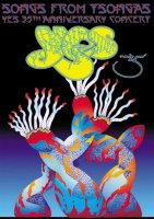 Yes Songs From Tsongas 35th anniversary concert (2 DVD)