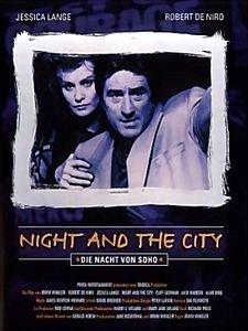 Ночь и город  на DVD