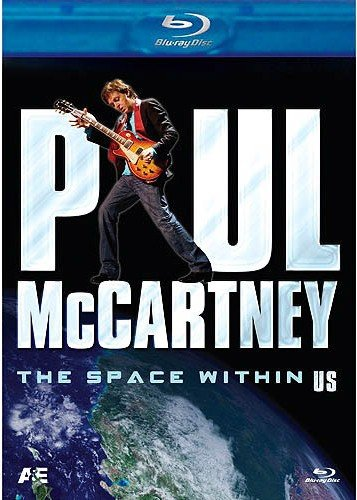 Paul McCartney The Space Within US A Concert Film (Blu-ray)*