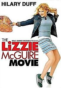 Кино Лиззи МакГуайр   на DVD