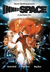 ВНУТРЕННИЙ КОСМОС (ВНУТРЕННЕЕ ПРОСТРАНСТВО) на DVD