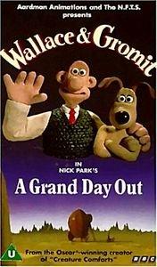 Невероятные приключения Уолласа & Громита (Перевод от Гоблина) на DVD