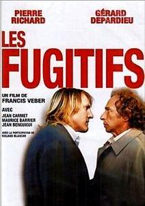 Беглецы (Франсис Вебер)  на DVD