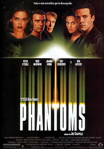 Фантомы на DVD
