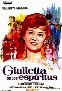 Джульетта и духи   на DVD