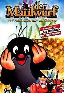 Крот (6 мультфильмов) на DVD