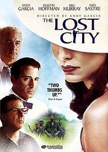Потерянный город на DVD