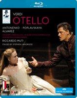 Verdi Otello Live from the Salzburg Festival (Blu-ray)