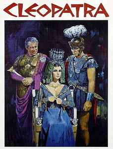Клеопатра (Джозеф Лео Манкевич)  на DVD