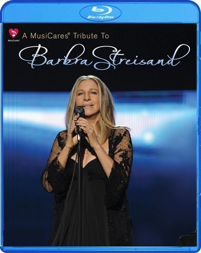 A MusiCares Tribute to Barbra Streisand (Blu-ray)* на Blu-ray
