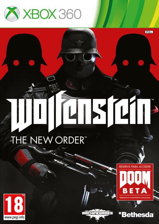 Wolfenstein The New Order (4 Xbox 360)