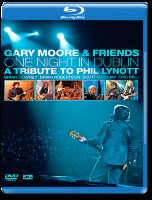 Gary Moore and friends One night in Dublin A tribute to Phil Lynott (Blu-ray)