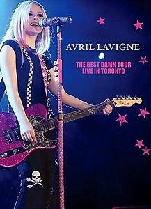 Avril Lavigne на DVD