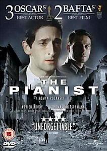 Пианист / Список Шиндлера на DVD