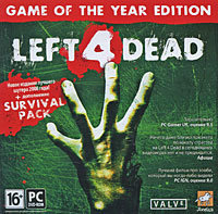 Left 4 Dead Game of The Year Edition (PC DVD)