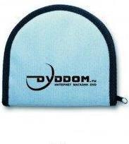Сумка для 12 дисков (cd холдер) DVDDOМ