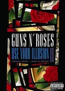 Guns N' Roses - Use Your Illusion - World Tour 1992 на DVD