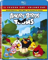 Злые птички (5 серий) (Blu-ray)