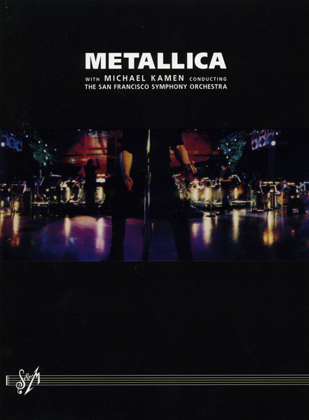 Metallica - S & M with the San Francisco Symphony (2 DVD) на DVD