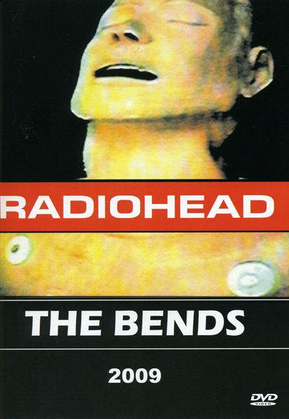 Radiohead The Bends  на DVD