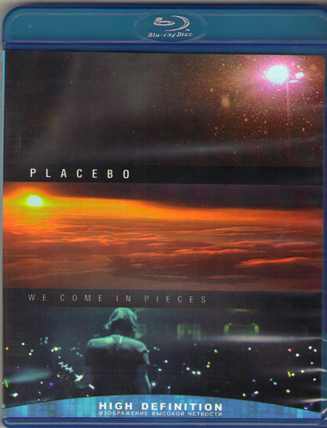 Placebo We Come In Pieces (Blu-ray)* на Blu-ray