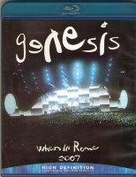 Genesis When In Rome (Blu-ray)