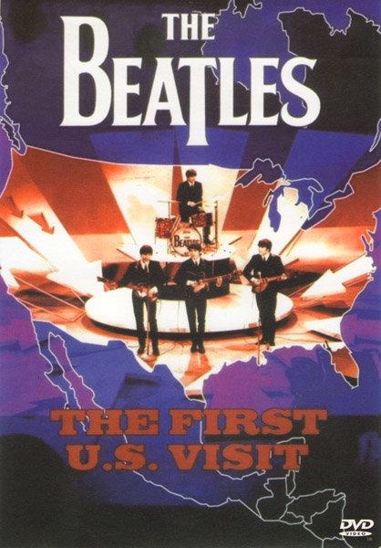 Beatles - The First U.S. Visit на DVD