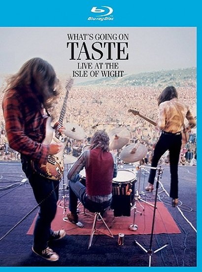 Taste Whats Going On Live at the Isle of Wight (Blu-ray)* на Blu-ray