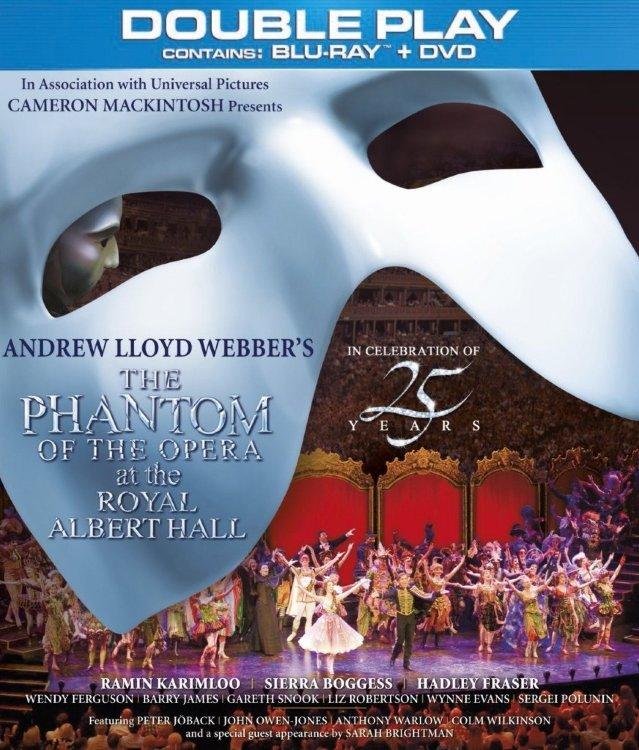 The Phantom of the Opera at the Royal Albert Hall (Blu-ray)* на Blu-ray