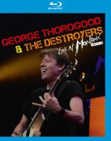 George Thorogood and The Destroyers Live at Montreux (Blu-ray)*
