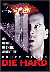 Крепкий орешек 1-3 на DVD