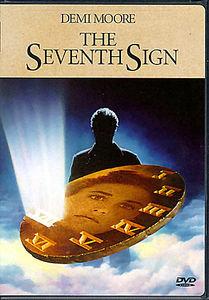 Седьмое знамение на DVD