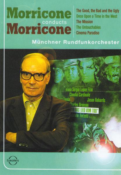 Morricone Conducts Morricone на DVD
