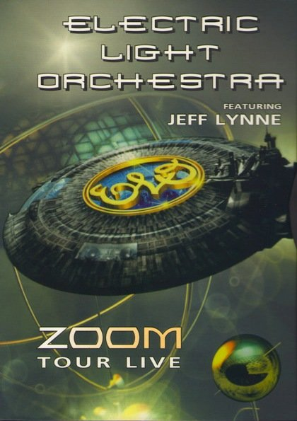 Electric Light Orchertra Zoom (Tour Live) на DVD