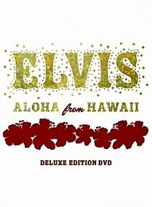 Elvis Presley - Aloha from Hawaii (2 dvd) на DVD
