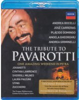 The Tribute To Pavarotti One Amazing Weekend In Petra (Blu-ray)*