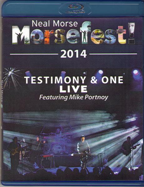Neal Morse Morsefest (2 Blu-ray)* на Blu-ray