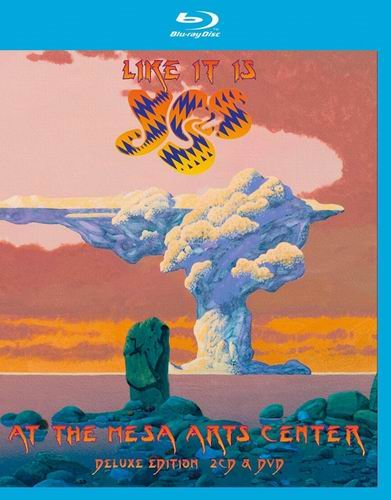 Yes Like It Is Live at the Mesa Arts Center (Blu-ray)* на Blu-ray