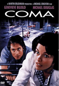 Кома (Без полиграфии!) на DVD